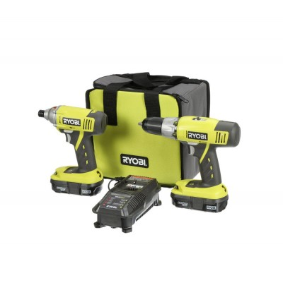 Cordless Combo Kit with Miter Saw