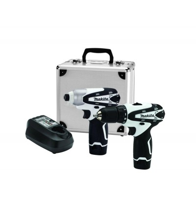 Cordless Drill/Driver and Impact Driver Kit