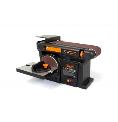 Corded Random Orbital Hook and Loop Sander